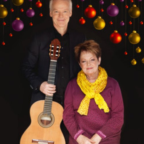 Jul på realen med Ghita Nørby & Lars Hannibal