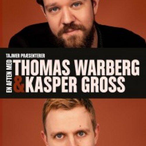En aften med Thomas Warberg & Kasper Gross
