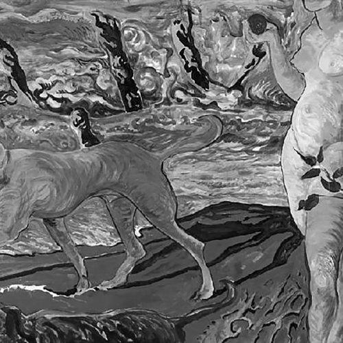 Hans Oldau Krull – Udstiller på Realen