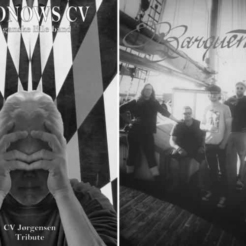 Kronows CV – CV Jørgensen tribute orkester og Barquentine