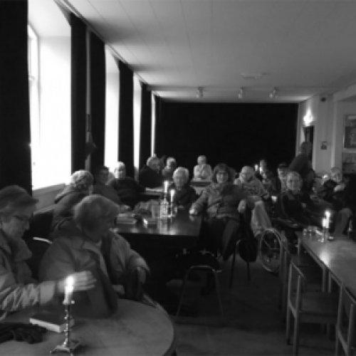 Spil dansk uge - eftermiddagsarrangement for seniorer