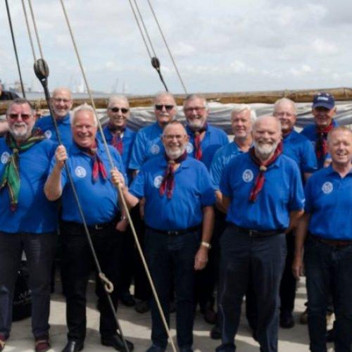 Fællessang – Shanty/sømandssange AFLYST