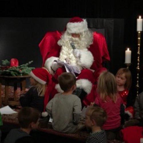 Julefest 2019 for de små og store på Realen
