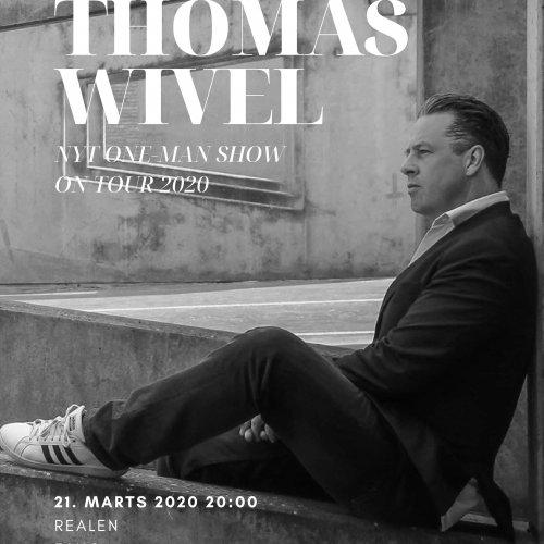 Thomas Wivel på Realen