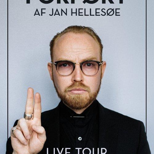 Jan Hellesøe tester show på Realen
