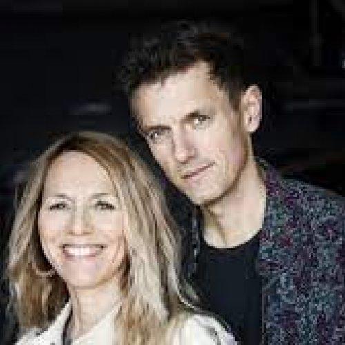 Alberte Winding & Anders Fuglebæk på Realen